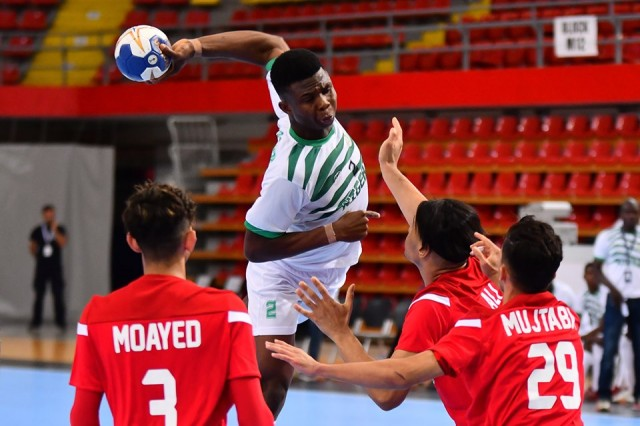 IHF Youth World C'ship: Nigeria bows to Bahrain