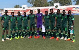 AG: Flying Eagles lose Gold medal to Burkina Faso