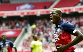EiE: Super Eagles star Osimhen lights up Uber Eats Ligue 1
