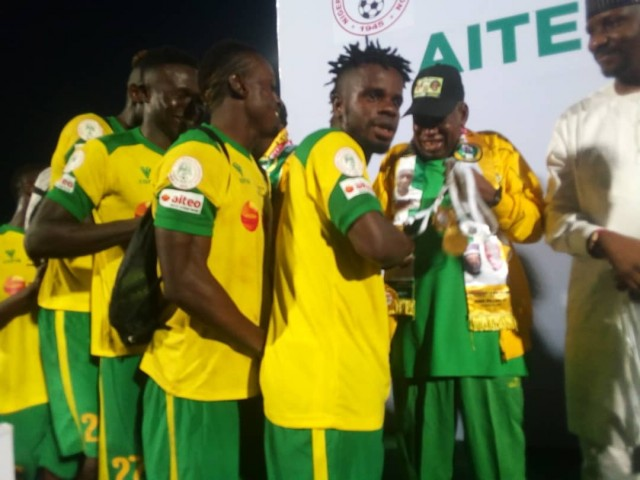 CAFCL: Pillars arrive Kano for Kotoko clash