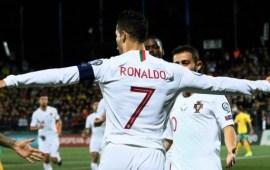 Euro2020: Ronaldo scores four, close in on Daeli's world record