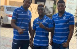 CAFCL: Hopeful Enyimba depart for Sudan