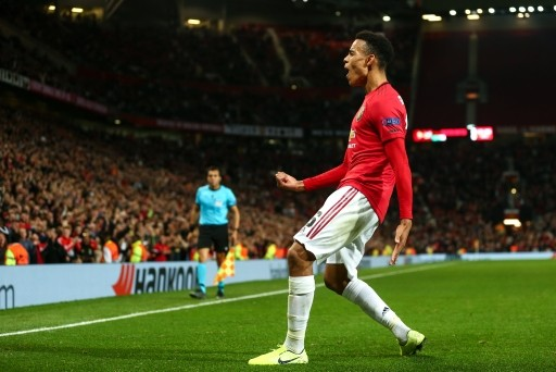 Europa League: Mason Greenwood makes United history