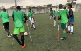 Sarafadeen Olalekan Oyeleke, 22 others for Special Eagles
