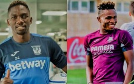 LaLiga: brothers at war as Omeruo clash with Chukwueze