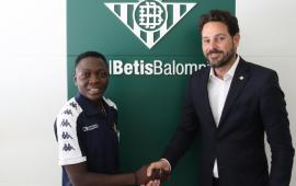 Super Falcons: Alice Ogebe joins Real Betis Féminas