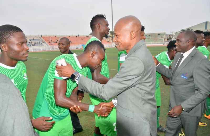 Ahlan Cup: Nasarawa United beat El-Kanemi to lift trophy