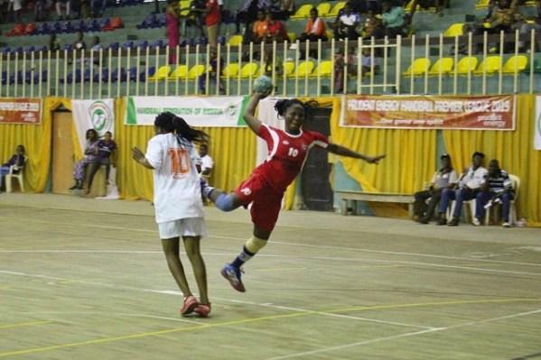 Handball: Okoro powers Imo Grasshoppers to a fourth win