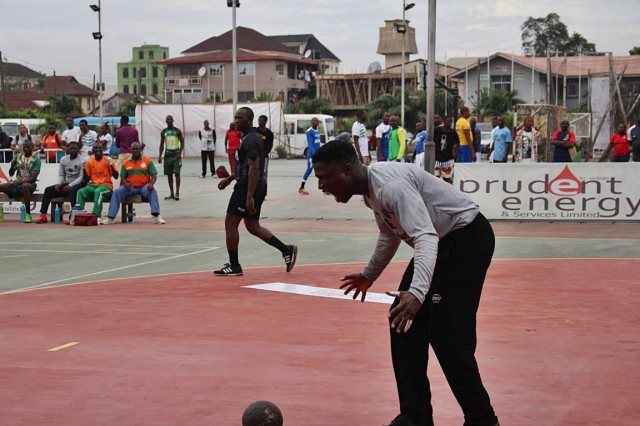 Handball: Solomon Agbaji promises to always give his best