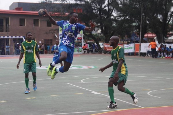 339 goals scored on Day 1 of 2019 Handball League