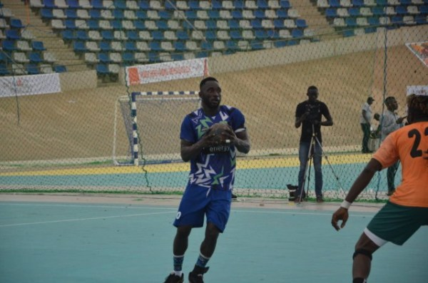 Handball: Seasiders to do a turnaround says Yahaya Owolabi