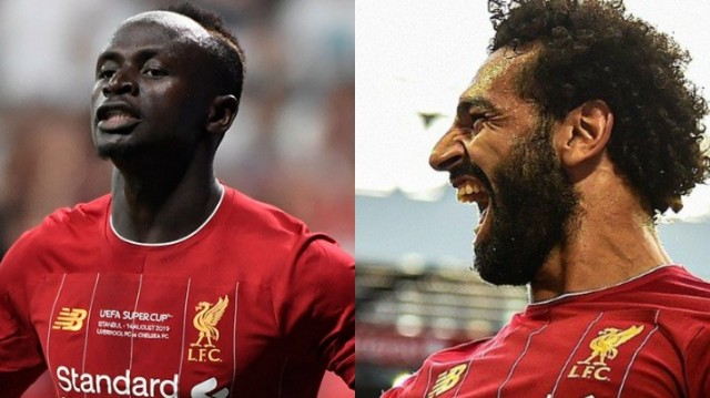 Ballon d'or: Mane, Salah make 30-man list