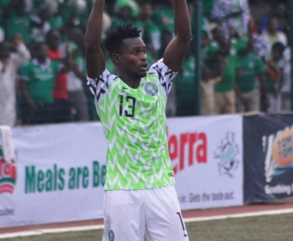 Amapakabo releases Shimaga, Olawoyin for Rangers assignment