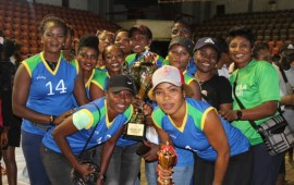 Sunshine Spikers, Super Force champions of Div one league