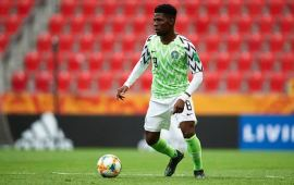 U23 AFCON: Dele-Bashiru, Okonkwo join team