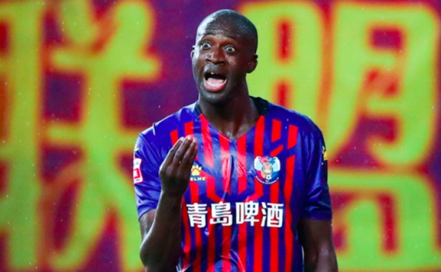 Yaya Toure and his Chinese club Qingdao promoted