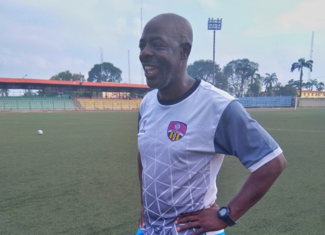 MFM vs FCIU: Coach Tony Bolus talks tough