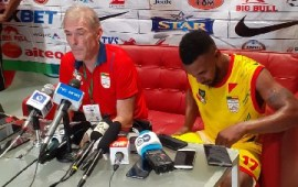 Michel Dussuyer: It is logical for Nigeria to beat Benin