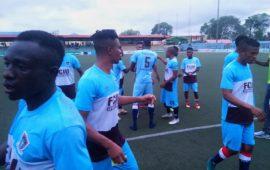 NPFL: Ifeanyi Ubah hold MFM to end losing streak at Agege