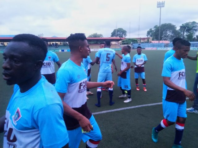 NPFL: Ifeanyi Ubah hold MFM to end losing streak at Agege