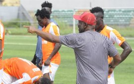NPFL: No need to panic, John Obuh tells Akwa fans