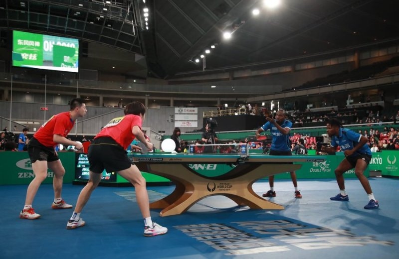 ITTF World Cup: Nigeria, Egypt in make or mar match