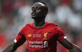 Sadio Mane Moments Driving Liverpool On
