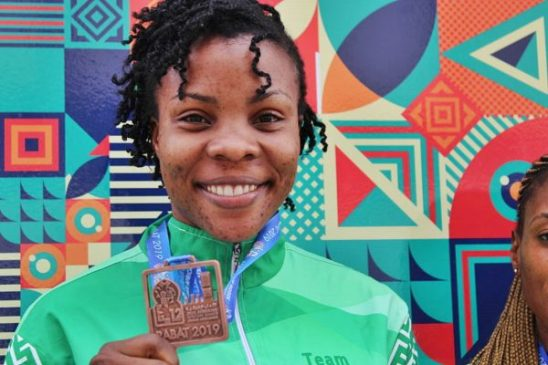 Uzoamaka Otuadima vows not to miss a second Olympics