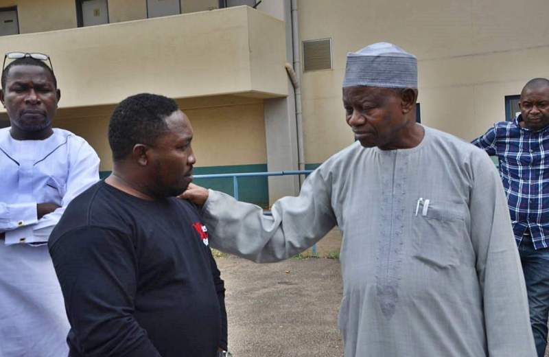 Gymnastics: Anthony Asuquo resigns as Technical Director