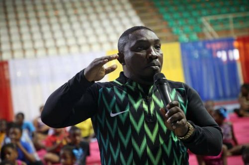 Anthony Asuquo exposes rot in Gymnastics Federation