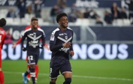 Ligue 1: four-star Josh Maja nets first-ever hattrick