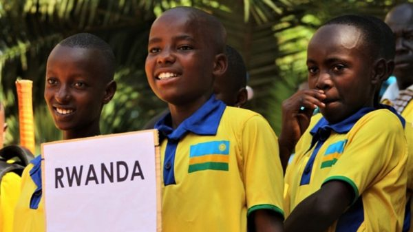 Meet 13-yr old Junior Hakizimana – Rwanda tennis sensation