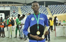 Ifeoluwa Ajayi: I want to become an African Champion in 2020