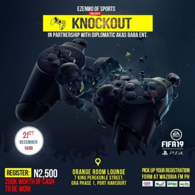 KnockOut 2019: Hundreds of thousands to be won in PS4 challenge