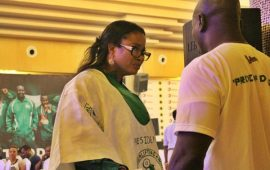 Queen Uboh-Idris: There is no peace in Nigeria Para Powerlifting