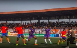 Southwest Derby: Sunshine Stars and MFM share the spoils