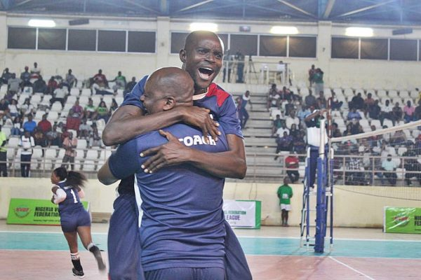 Samuel Ajayi: We want to make Olympic history