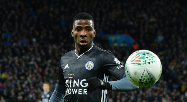 Carabao Cup: Iheanacho goal not enough to lift Leicester