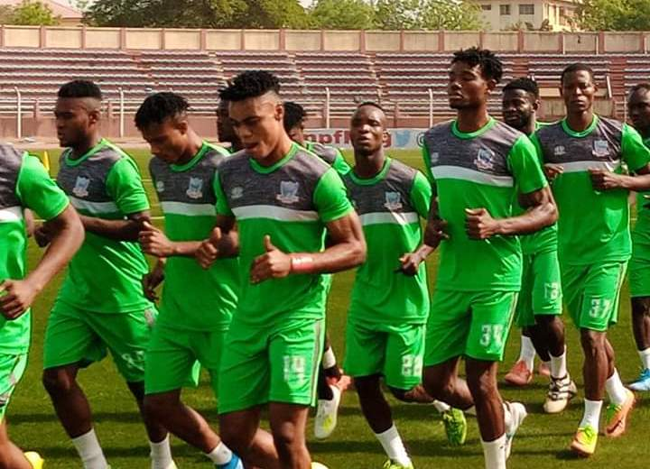 NPFL: Lobi Stars sign Heartland trio for title assault