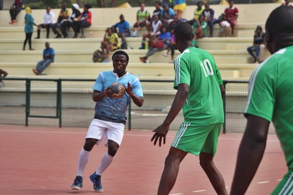 Mohammed Anas: Last position not an option at Nations Cup