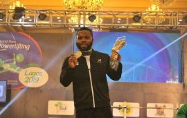 Para Powerlifting: Paul Kehinde eyes gold at 2020 World Cup