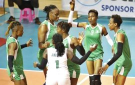 CAVB Olympic Qualifier: Ajayi praises Nigeria after Botswana win