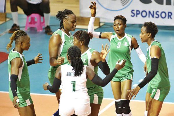 CAVB Olympic Qualifier: Ajayi praises Nigeria after Botswana win