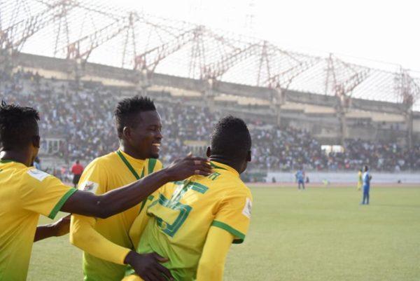 NPFL Wrap: Plateau back on top; Olawoyin dazzles again