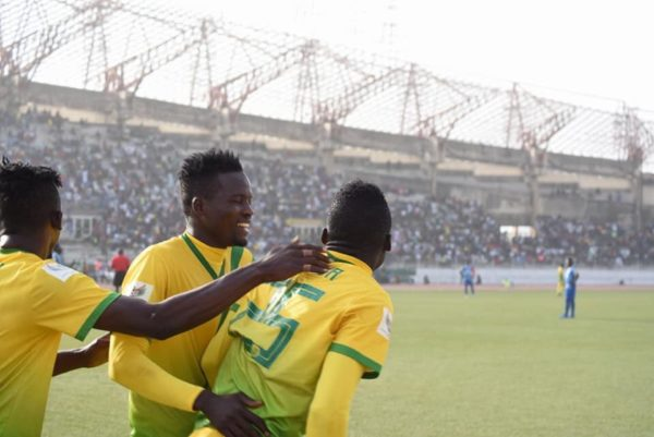 NPFL Wrap: Plateau back on top; Olawoyin dazzles again