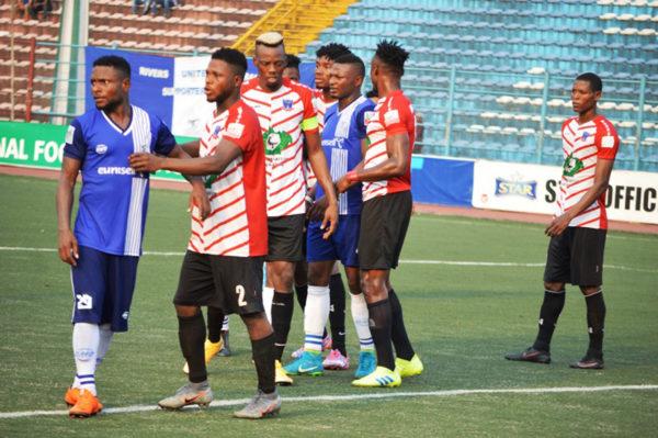 Enyimba, Lobi feature again in NPFLMoments