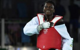 Rated world number one Ruth Gbagbi aspiring for more