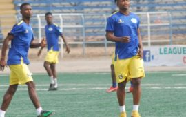NPFL: Debutant Wisdom Jumbo thrilled by Wolves away win