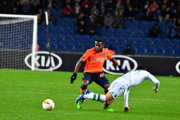Europa League: Azubuike braced for defining March with Başakşehir