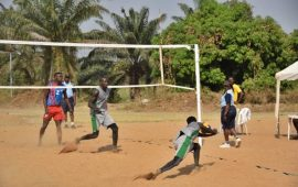 Kaduna to host President Beach Volleyball Championship